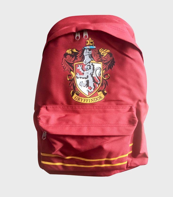 Gryffindor Backpack   The Harry Potter Shop at Platform 9 3/4