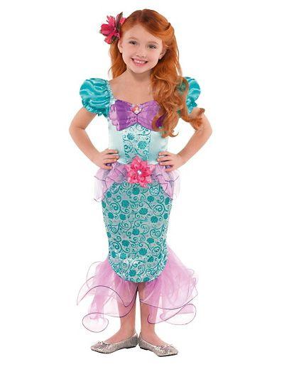 Costume per Halloween da Ariel
