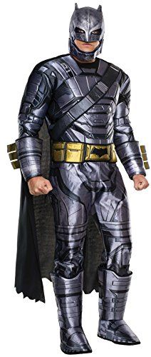 awesome Rubie's Men's Batman v Superman: Dawn of Justice Deluxe Batman Armored Costume