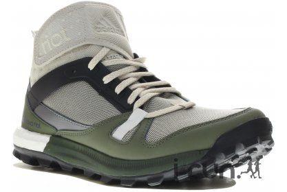 adidas Supernova Riot M pas cher - Chaussures homme running Trail en promo