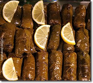 favourite stuffed vine leaves