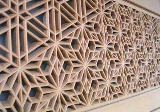 japanese lattice patterns - Google Search