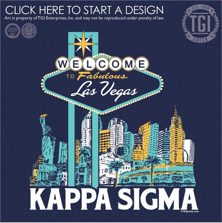 Kappa Sigma | K-Sig | ΚΣ | Convention | TGI Greek | Greek Apparel | Custom Apparel | Fraternity Tee Shirts | Fraternity T-shirts | Custom T-Shirts