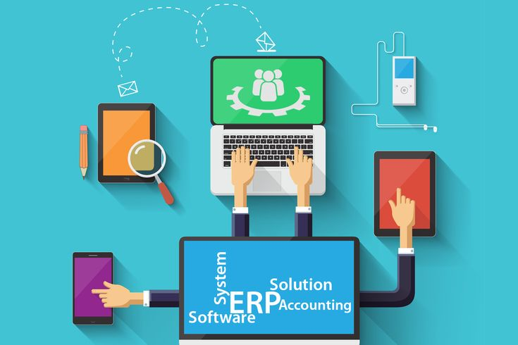 If your accounting department requires hours, days, months or sometimes years to handle otherwise simple accounting tasks, then it is high time to bring an ERP system on board. #ERPSystem #ERPSoftware #ERPAccountingSoftware #ERPSolution