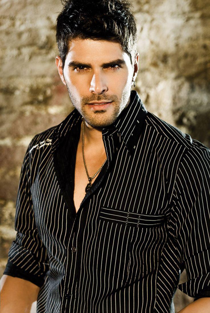 Juan Pablo Llano : une pure belle gueule