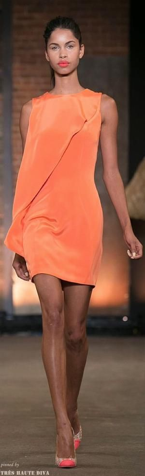 NYFW Christian Siriano Spring 2014 by faith