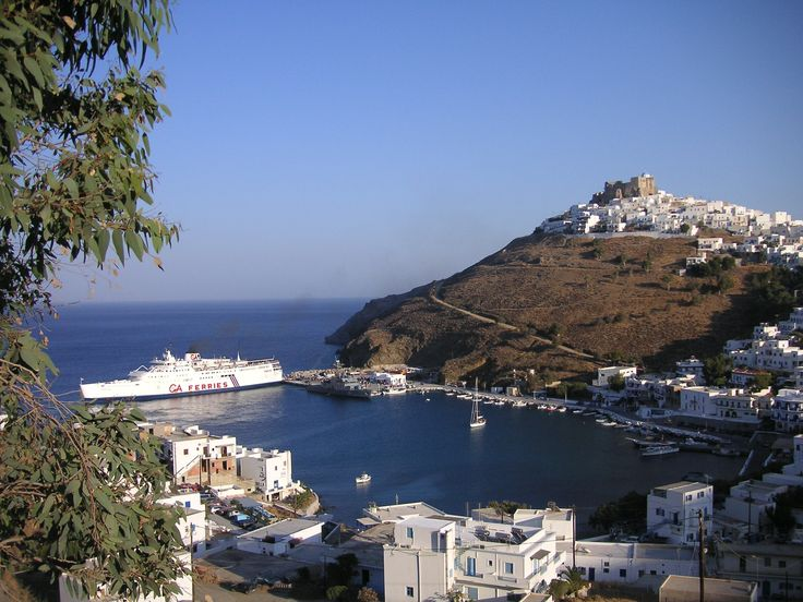 Astypalaia - Greece -Island in the Aegean Sea