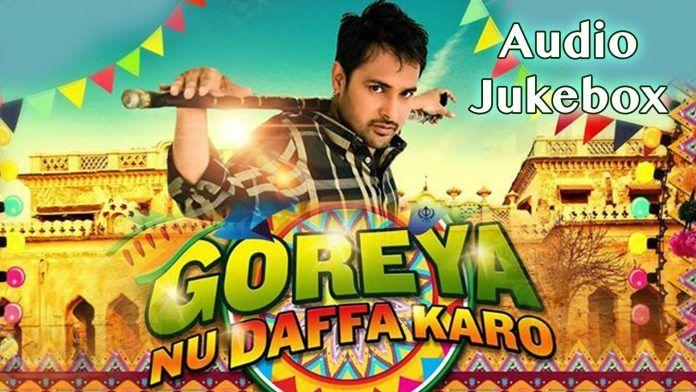 Goreyan Nu Daffa Karo is a 2014 Indian Punjabi-language romantic comedy film starring Amrinder Gill and actress Amrit Maghera