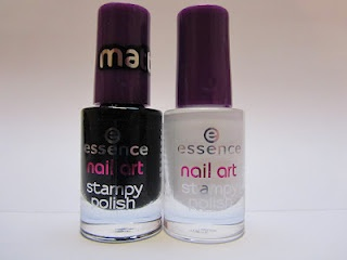 52 best empties 3 images on pinterest gel polish manicures and essence stampy polish 002 stamp me black matte 001 stamp me white prinsesfo Image collections