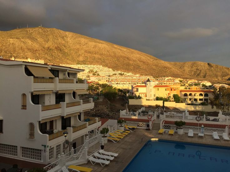 Sunsets in Tenerife are gorgeous no matter what the weather! See more at www.downbubble.com