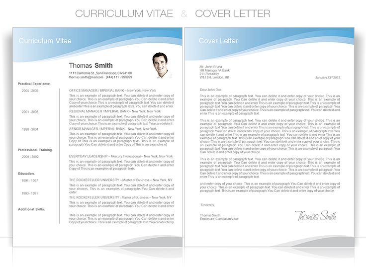 Professional Resume Word Template | Resume Template And
