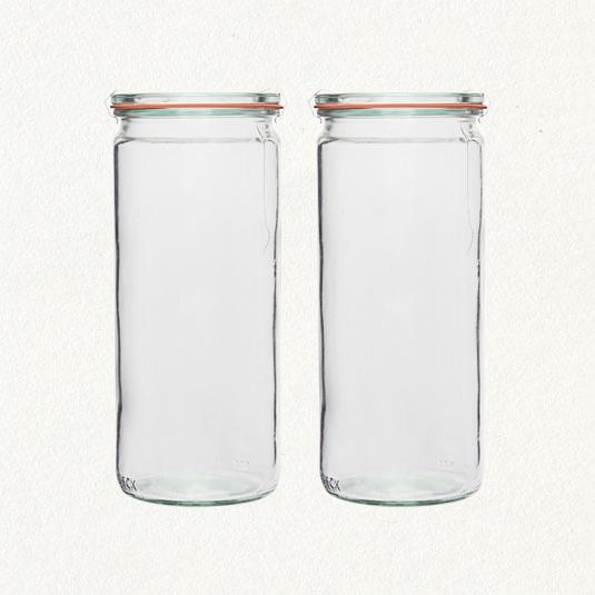 1L WECK JAR / Terrain