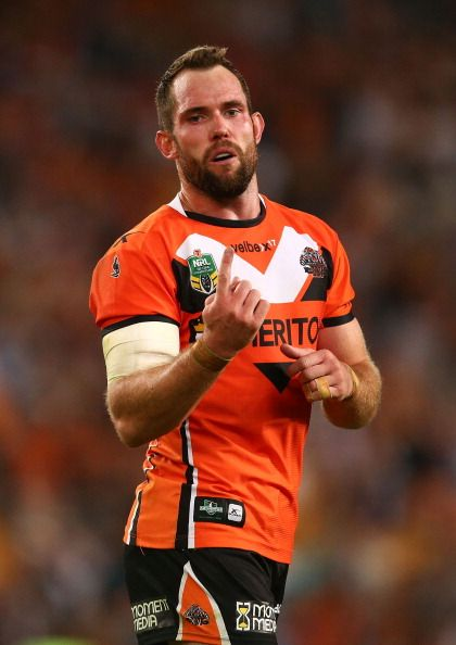 Pat Richards, rugby player - Wests Tigers (NRL)