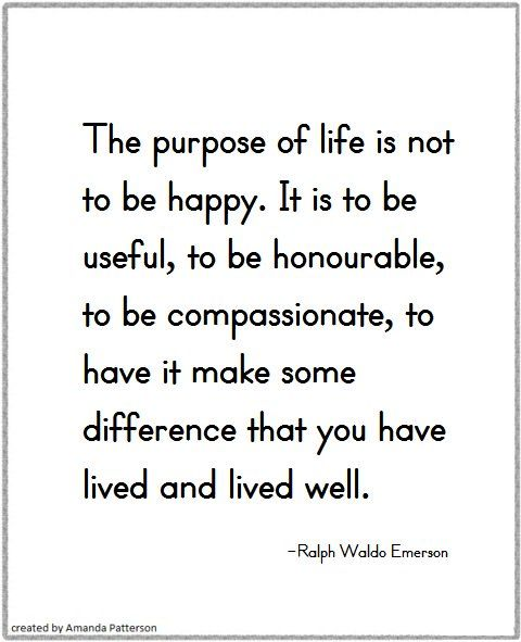 Quotable - Ralph Waldo Emerson