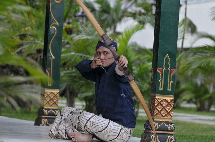 Jemparingan: Jogjakarta Traditional Archery