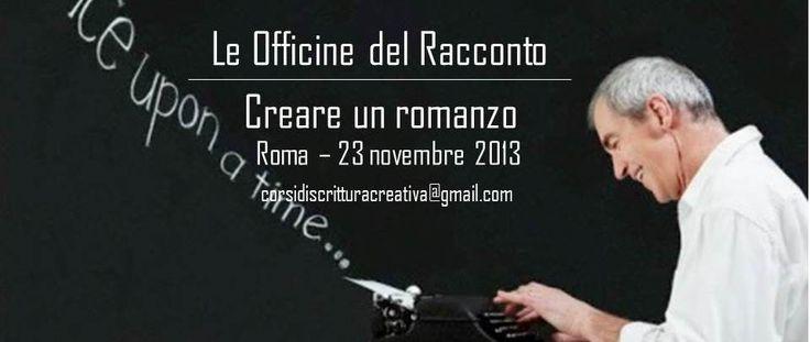 Creare un romanzo (Livello avanzato) - Roma