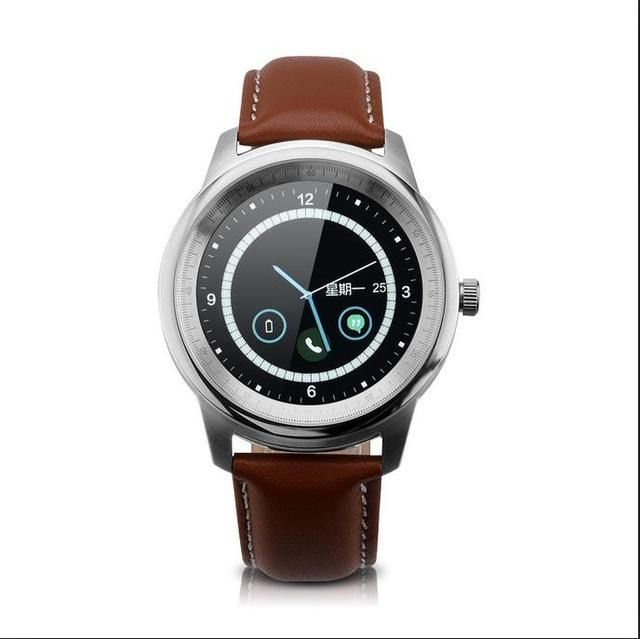 Diggro LEM1 Bluetooth Smart Watch Smartphone Mate HD Screen Siri Call Music Reminder Anti-lost for Android IOS Sports Partner