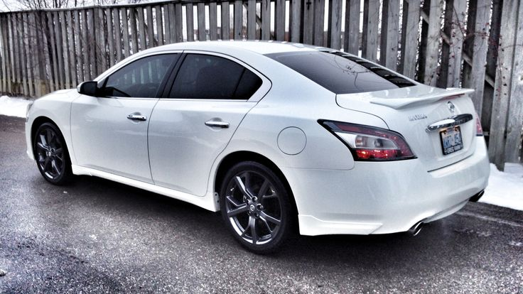 My 2013 Nissan Maxima Sport