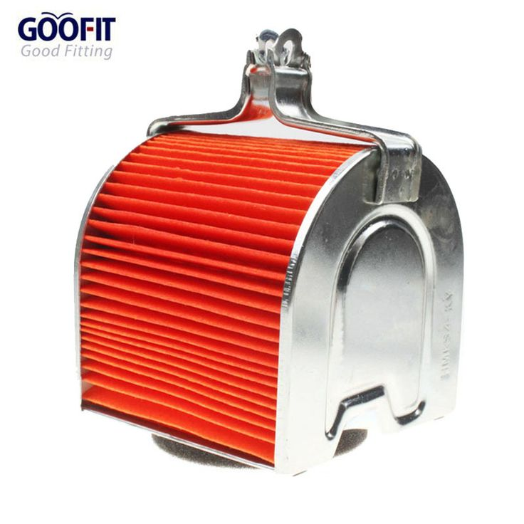 GOOFIT Air Filter For CN250 HELIX Scooter & GY6 250cc Scooter & Go Kart P091-067