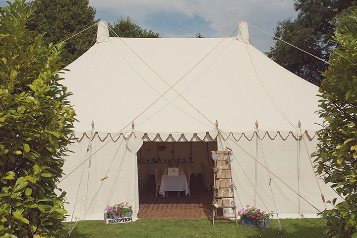 Victoria and Paddy's Gorgeous Garden Party Wedding. By Rebecca Douglas