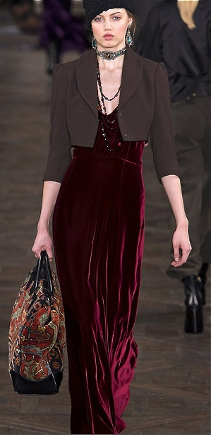 Ralph Lauren Fall 2013 Ready-to-Wear Fashion Show
