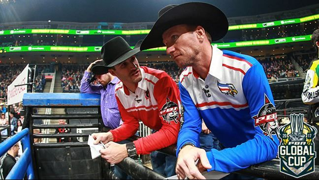 Professional Bull Riders - McBride: 'It is the most nerve-racking thing'