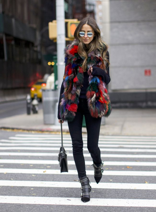First, I have to say- how insane is this weather?! I can't believe it's December andwe haven't gotten any snow in NYC yet. That being said, you guys all know that I love a pop of color- and what better way to incorporate it into an outfit thanwith a statement piece like avest? I hate … Continued
