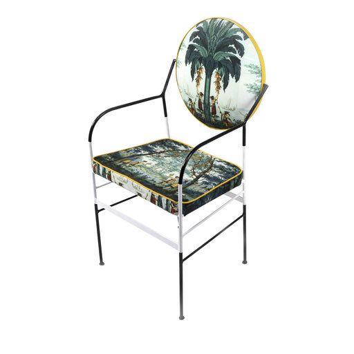 Luigina Exotic Evasion Chair - Shop Sotow online at Artemest