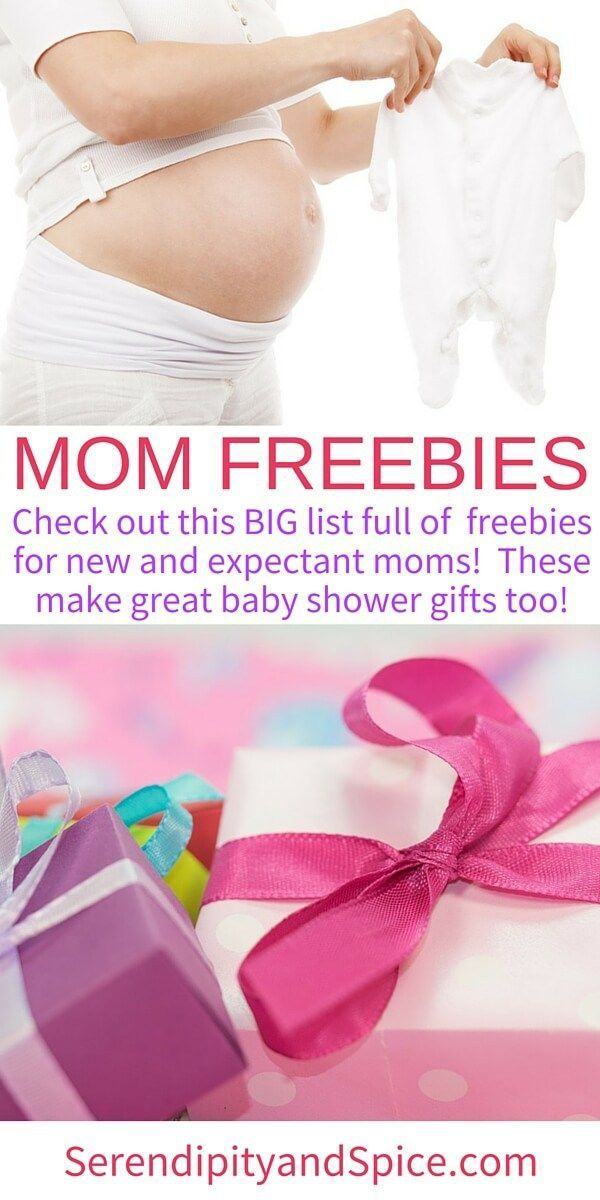 Freebies for moms and babies