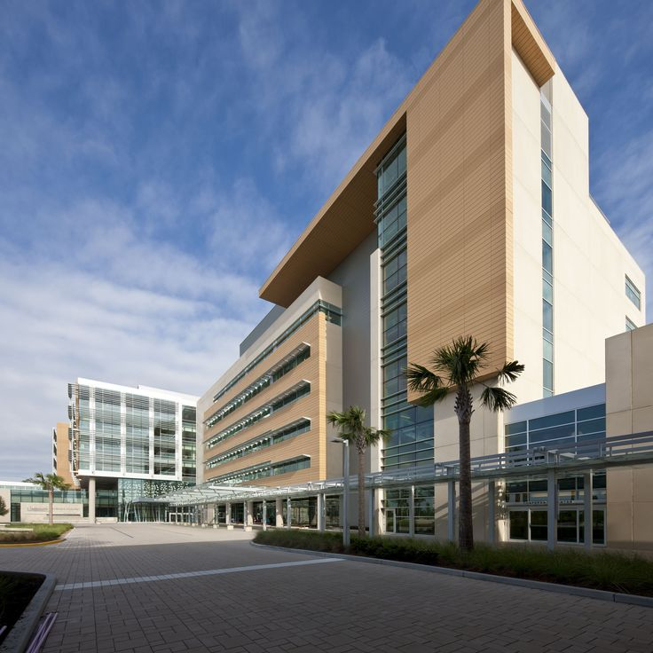 Image 5 of 28 from gallery of Nemours Children's Hospital / Stanley Beaman & Sears. Photograph by Jonathan Hillyer