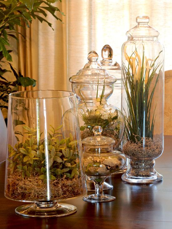 17 best ideas about apothecary jars bathroom on pinterest for Bathroom apothecary jar ideas
