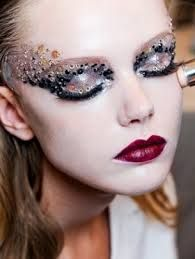 trucco teatrale theatrical dramatic scenic make up.