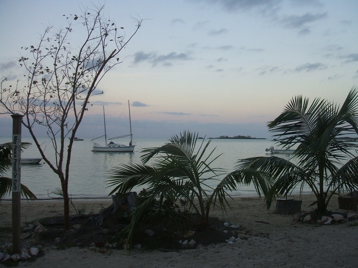 Andros island the bahamas studied abroad there last