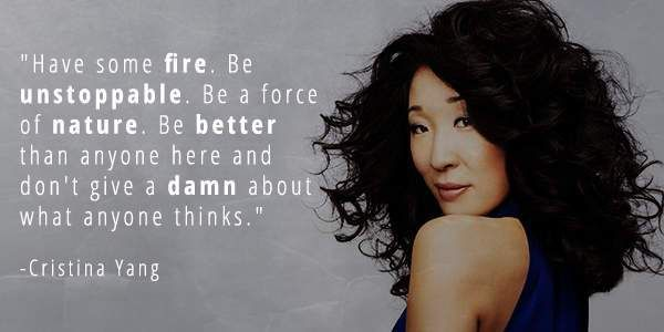 14 Grey's Anatomy Quotes That Prove Why It's The Best Show Ever - Women.com
