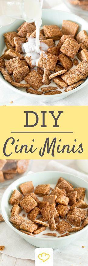 Hast du als Kind auch schon Ciniminis geliebt? Wenn sie dann auch noch selbst gemacht sind, schmecken sie gleich doppelt so gut. Das Beste hierbei? Zucker- und Zimtmenge kannst du nach Belieben variieren. Die perfekte Ergänzung für deinen Osterbrunch!