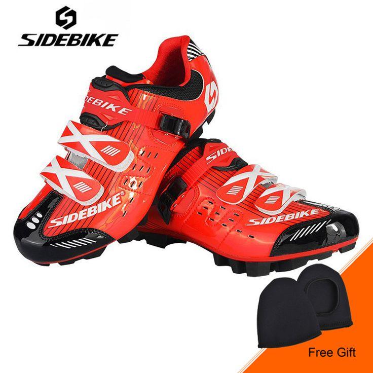 SIDEBIKE Men Women Mountain Bike Racing Cycling Shoes Breathable  MTB Self-Locking bicycle shoes Zapatillas Zapato Ciclismo