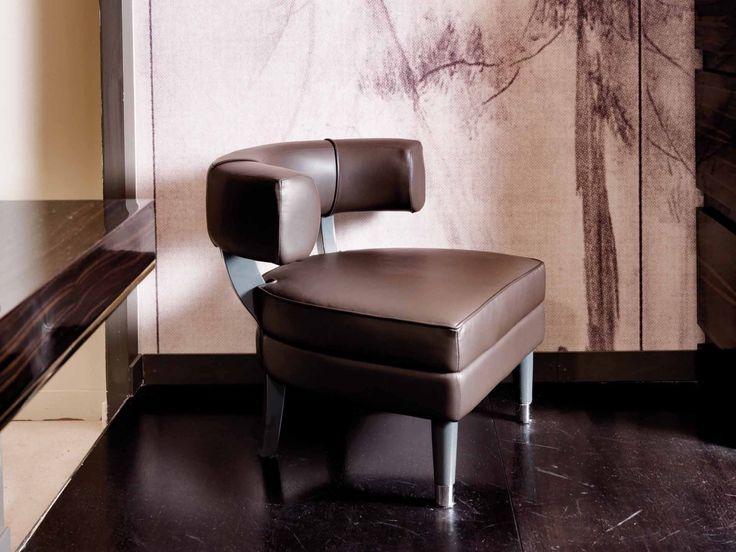 DOM EDIZIONI - Jackie the small armchair #domedizioni #luxuryliving #luxuryfurniture #armchair