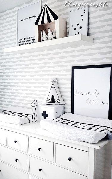 Wallpaper STORM grey: https://www.roomblush.com/products/behang-storm-grey