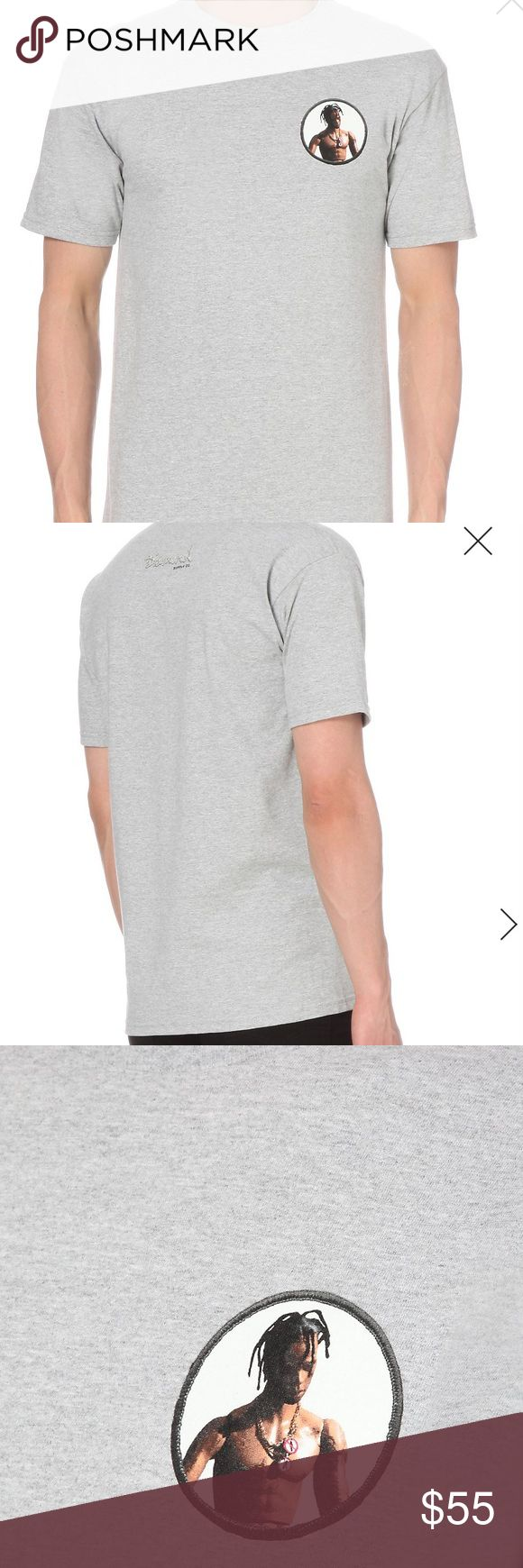 New PacSun Diamond Supply Co. Travis Scott Shirt L Brand new Diamond Supply X Travis Scott T-shirt from PacSun. 100% Authentic with tags still attached. Size Large. Sold out and hard to find. Diamond Supply Co. Shirts Tees - Short Sleeve