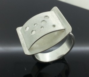 Silver Ring - Jewellery making class