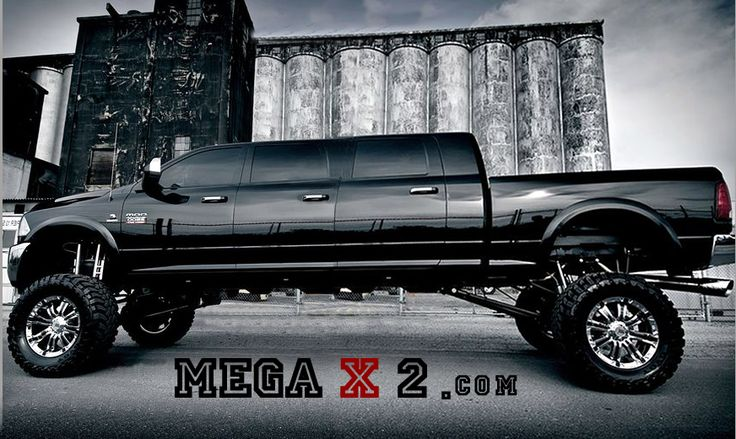 Dodge Ram Trucks >> Check out this 6 door Dodge Ram! | trucks | Pinterest