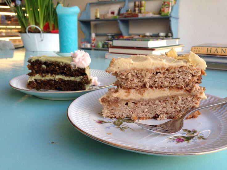 Glutenvrij lunchen bij Heavenly Cupcakes