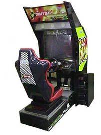 Arcade Games - Crazy Taxi Arcade Game (1999)