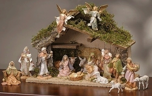 Fontini Nativity Set