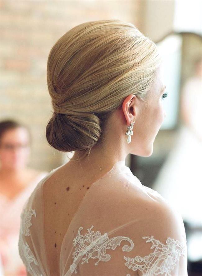 40 Wedding Hairstyles For Long Hair That Really Inspire: SOPHISTICATED HAIRSTYLES Images On