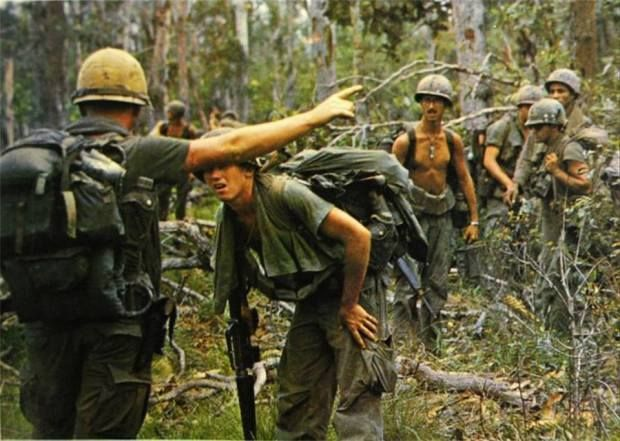 """101st Airborne Division's 3rd Brigade and other units fought for 12 days against North Vietnamese forces before U.S. and South Vietnamese forces captured the mountain that the Americans referred to as """"Hamburger Hill."""