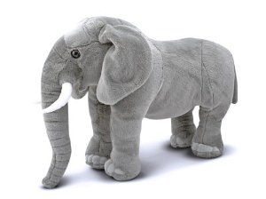 Melissa & Doug Elephant - Plush: Amazon.co.uk: Toys & Games