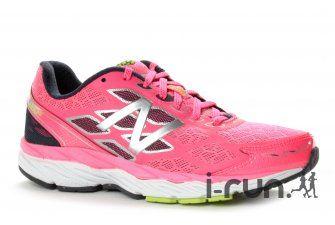 New Balance W 880 V5 - B pas cher - Chaussures running femme running Route & chemin en promo