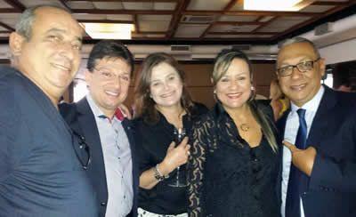 Clube dos Seguradores da Bahia participa de encontro do Clube da Bolinha de Pernambuco
