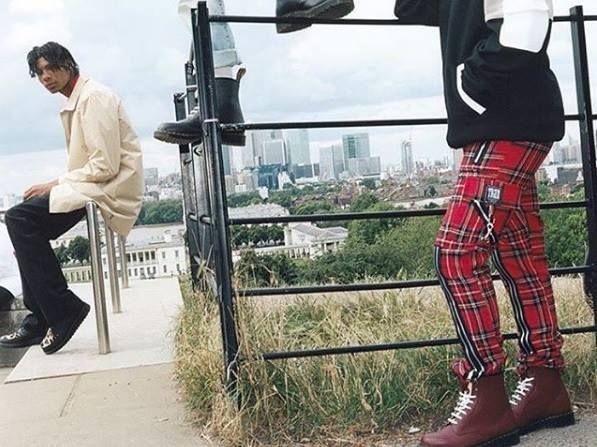 Każdy mężczyzna powinien mieć chociaż jedną parę Martensów w swojej kolekcji :)